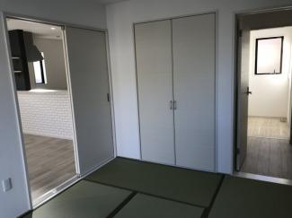 【和室】鴻巣市箕田の新築戸建 全3号棟 1号棟