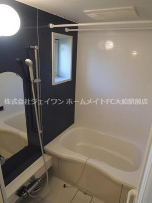 浴室乾燥機付♪
