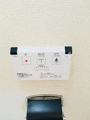 【設備】クラインハイツA棟