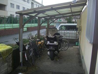 サイクルポート
