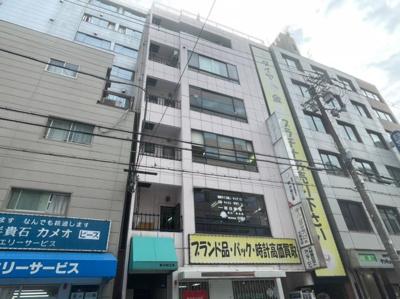 【外観】大阪宝石センタービル