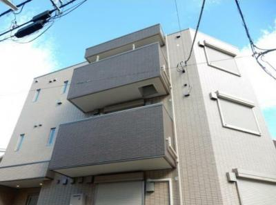 「生麦駅」徒歩圏内の2人入居可能な1LDKの賃貸ハイツ☆