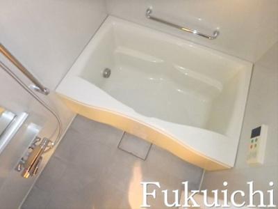 【浴室】パークアクシス学芸大学