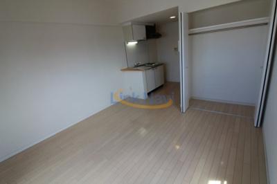 【寝室】ランドマークシティ北梅田