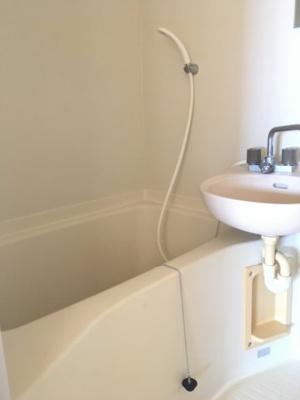 【浴室】コーポ殿山