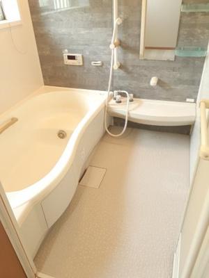 【浴室】市松荘