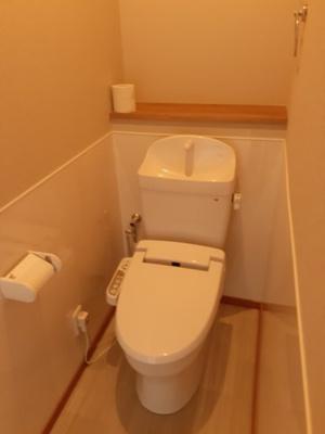 【トイレ】市松荘