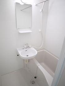 【浴室】ソレイユ押上
