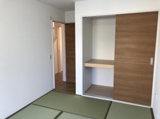 【和室】鴻巣市箕田の新築戸建 全3号棟 2号棟