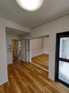 【居間・リビング】緑ヶ丘第一住宅 4302号棟