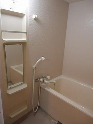 【浴室】サンスカイハイツ