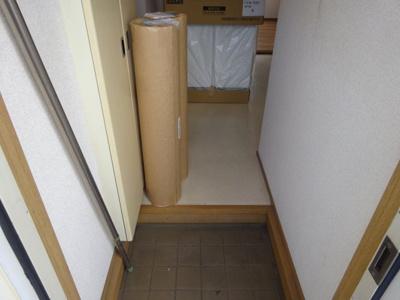 【玄関】エムケイハイツ