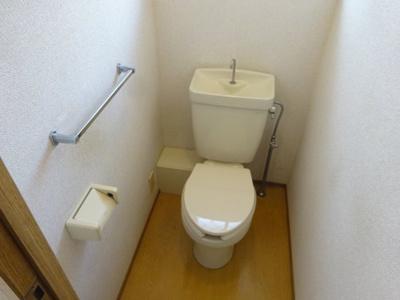 【トイレ】エムケイハイツ
