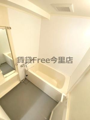 【浴室】メゾンフレール 仲介手数料無料