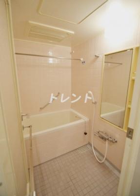 【浴室】パークハイム中野坂上