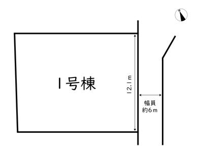 【区画図】姫路市飾東町佐良和 9期/全1棟