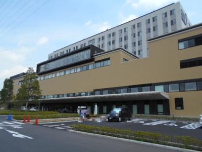 松戸総合医療センター(983m)