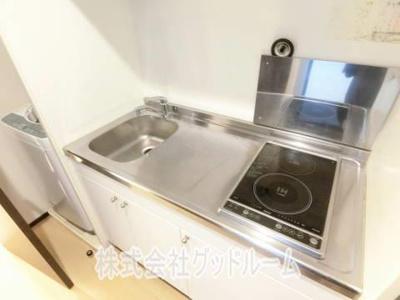 【キッチン】レオネクスト八木町
