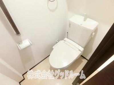 【トイレ】レオネクスト八木町