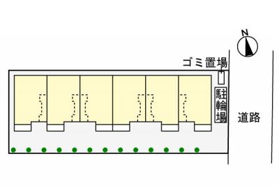 【区画図】エミナンス南町