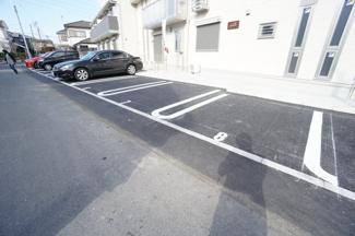 【駐車場】クロシェーブル