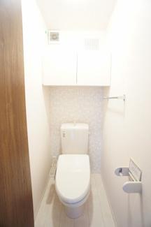 【トイレ】クロシェーブル