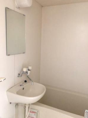 【浴室】ラッキーハイツ2