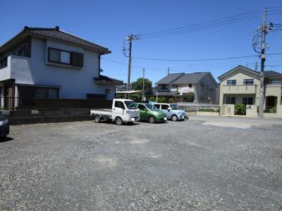 【駐車場】黒砂台パーキングⅡ