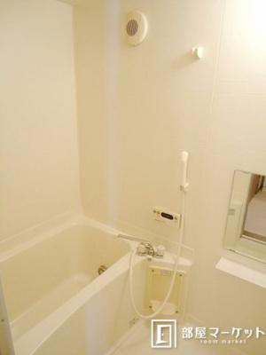 【浴室】バーシア 2番館