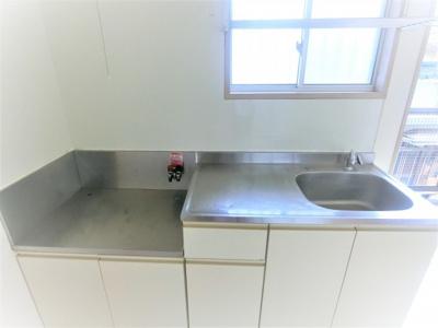 【キッチン】サニークレール5号棟