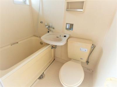 【浴室】サニークレール5号棟