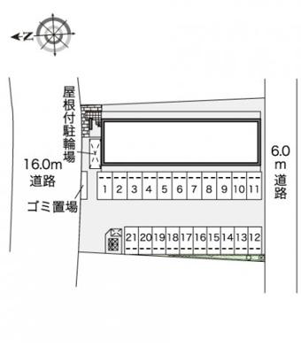 【その他】レオパレス紫峰ヶ丘Ⅰ