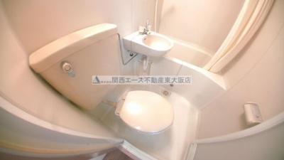 【トイレ】パティオ四條畷