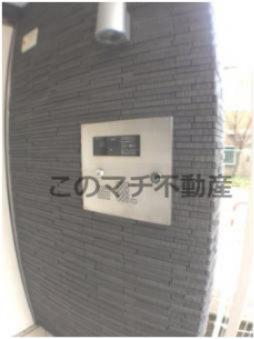 【セキュリティ】パインローズ福岡東(パインローズフクオカヒガシ)