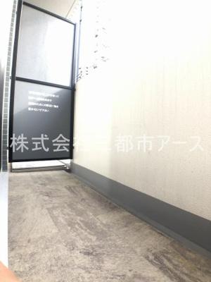 【バルコニー】ベルシード品川西大井(ベルシードシナガワニシオオイ)