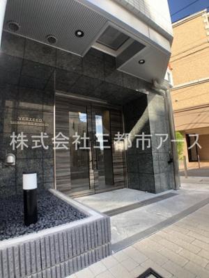 【エントランス】ベルシード品川西大井(ベルシードシナガワニシオオイ)
