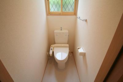 【トイレ】ローズコート熊野