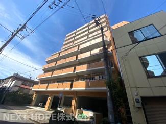 【グランドムール尼崎】地上11階建 総戸数51戸 ご紹介のお部屋は2階部分です♪