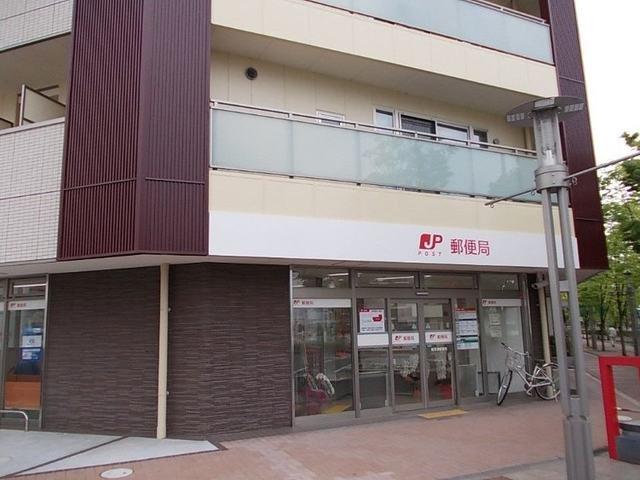 南草津郵便局まで582m