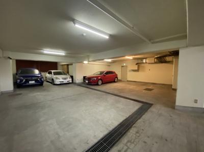 駐車場 空無(25,000円/月)