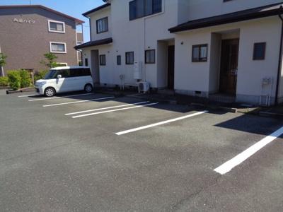 【駐車場】サニーサイド