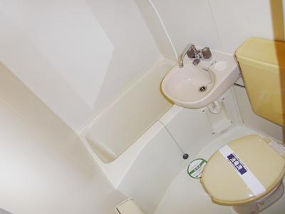 【浴室】モンテベルデ押上