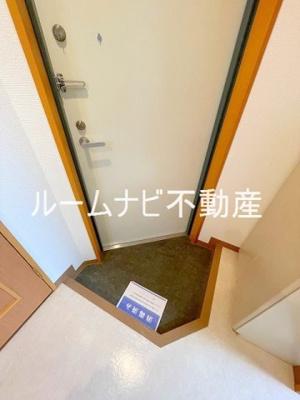【玄関】アーク小竹向原