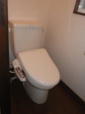 【トイレ】コーポホンマ