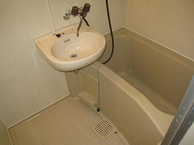 【浴室】スカイコート両国