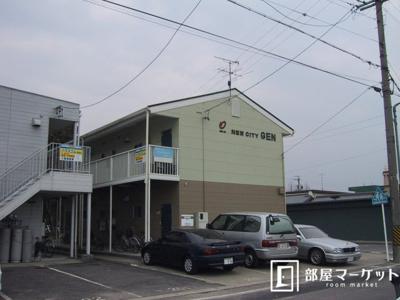 【外観】ニューシティGEN