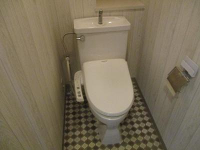 【トイレ】グランドムール