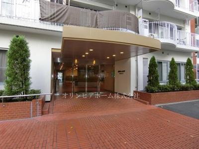 【エントランス】東陽サニーハイツ 7階 リ フォーム済 空室 東陽町駅3分