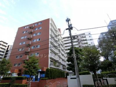 【外観】東陽サニーハイツ 7階 リ フォーム済 空室 東陽町駅3分