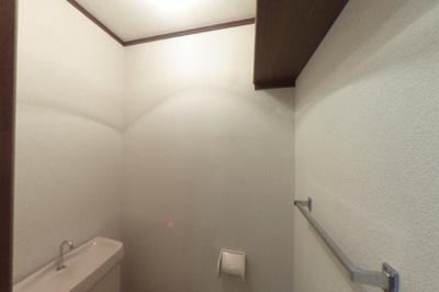 【トイレ】オーシャンハイツ